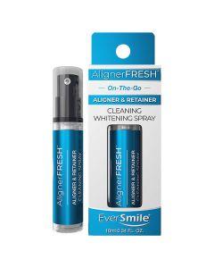 EverSmile AlignerFresh Clear Aligner & Retainer Cleaning Whitening Spray