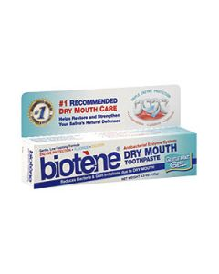 Biotene Dry Mouth Toothpaste Gel