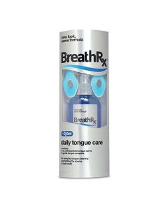 BreathRx Anti-Bacterial Tongue Spray Kit