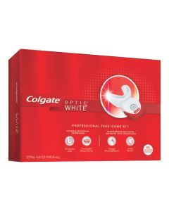 Colgate Optic White Professional Teeth Whitening Device Take Home Kit