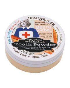 Frau Fowler Mouth Medic Tooth Powder