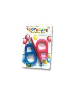 Preventive-Dental Infant-Toddler Toothcare Training Kit