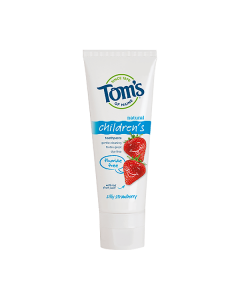 Tom's of Maine Natural Fluoride Free Toothpaste for Children