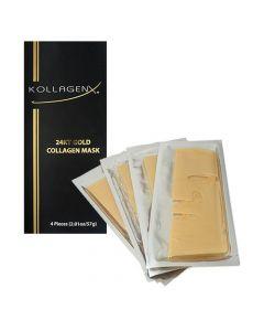 KollagenX 24KT Gold Collagen Face Mask