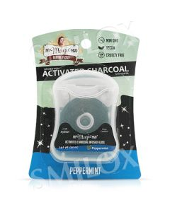 My Magic Mud Activated Charcoal Dental Floss