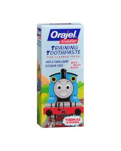 Orajel Toddler Training Toothpaste with Thomas & Friends