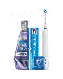 Oral-B Pro 1000 Daily Clean System Kit