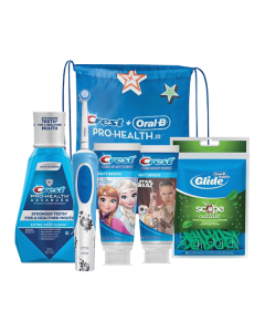 Oral-B Kids 8+ Power Toothbrush Bundle