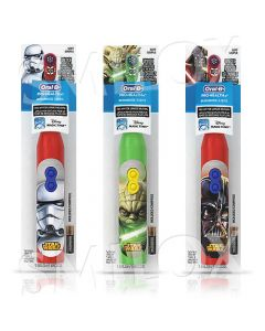 Oral-B Pro-Health Jr. Star Wars Battery Power Toothbrush
