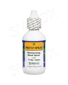 Pretz Moisturizing Nasal Spray 3pk