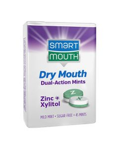 SmartMouth Dry Mouth Dual-Action Mints