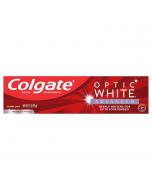 Colgate Optic White Advanced Anticavity Fluoride Toothpaste - Sparkling White
